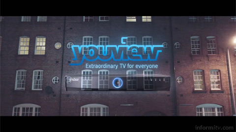 YouView television campaign promotes Extraordinary TV for everyone