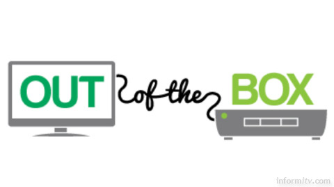 The Out of the Box TV Challenge to rethink the way we view television.