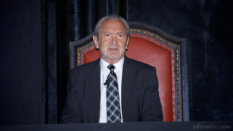 Lord Sugar, sat in judgement at the launch of YouView, is leaving the venture after two years.