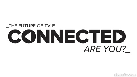 BBC Campaign promotes the connected future of television.