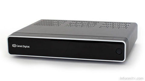 Advanced Digital Broadcast cable box for Canal Digital Kabel-TV in Norway, featuring 8 tuners. Image: ADB
