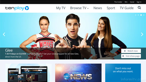 The Ten Network has launched tenplay as part of a new multiscreen initiative.