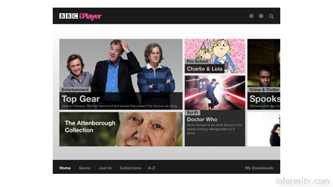 The global BBC iPlayer service will be folded back into BBC.com