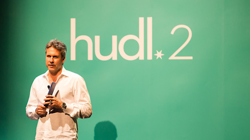 Michael Comish, group digital officer for Tesco, announcing the hudl2