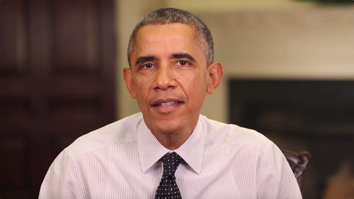 President Barack Obama, video address on net neutrality. Source: White House