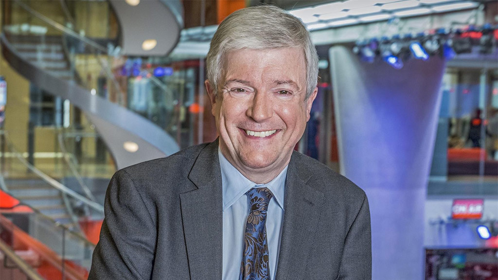 Tony Hall, Baron Hall of Birkenhead, the director general of the BBC.