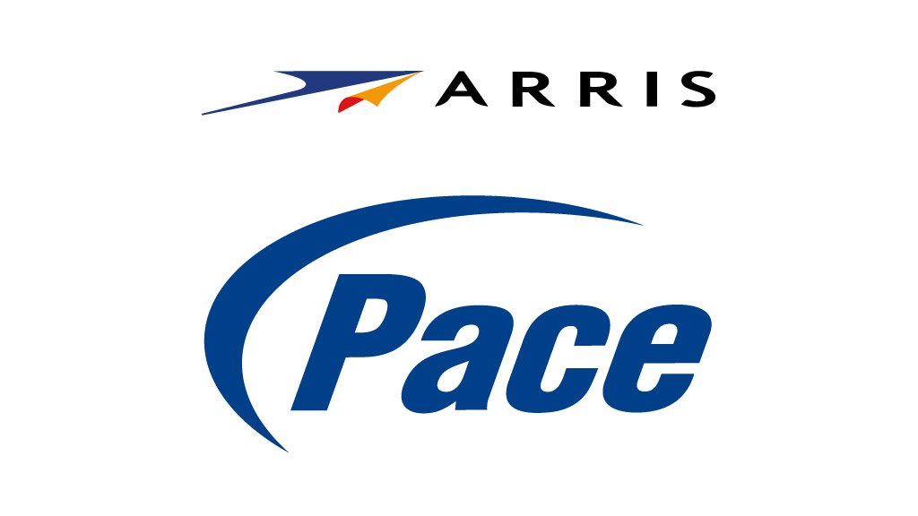 Arris plans to acquire Pace in a deal worth £1.4 billion.