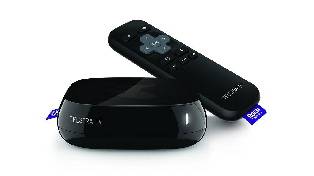 Telstra TV, based on the Roku 2 box.