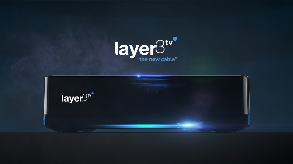 The Layer3 TV box is 4K capable.