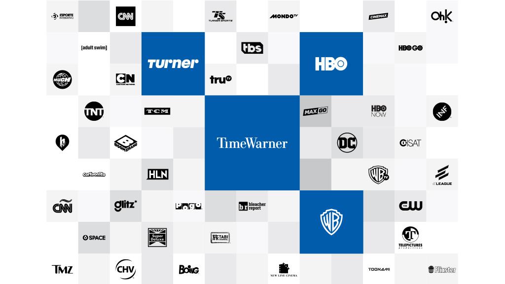 Time Warner brands.