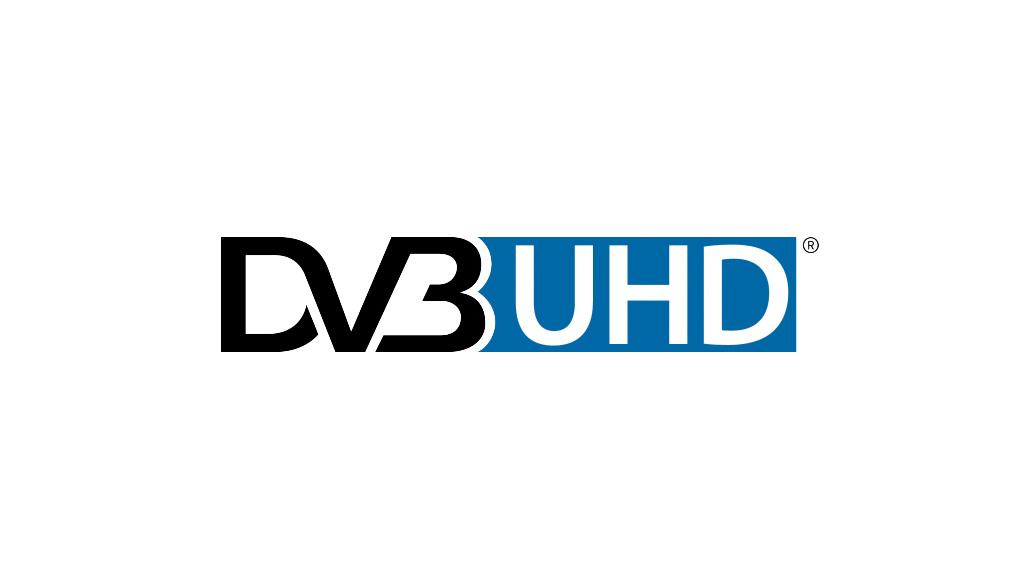 DVB UHD logo.