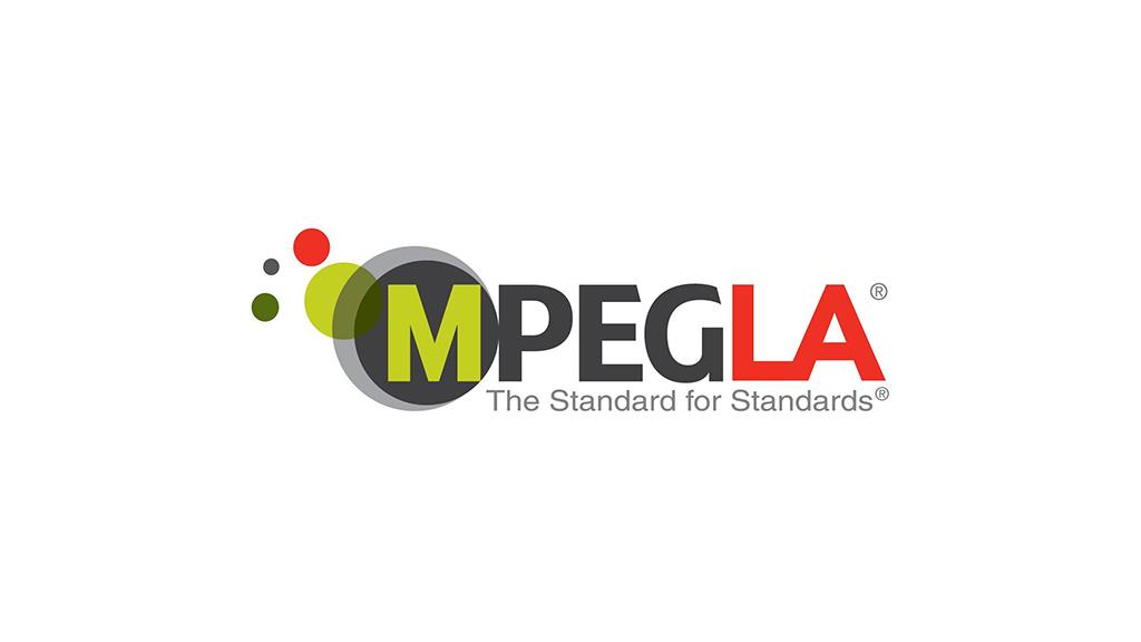 MPEG LA patent pool licensing organisation.