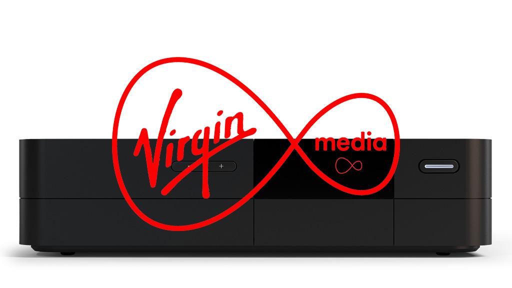 Virgin Media V6 box