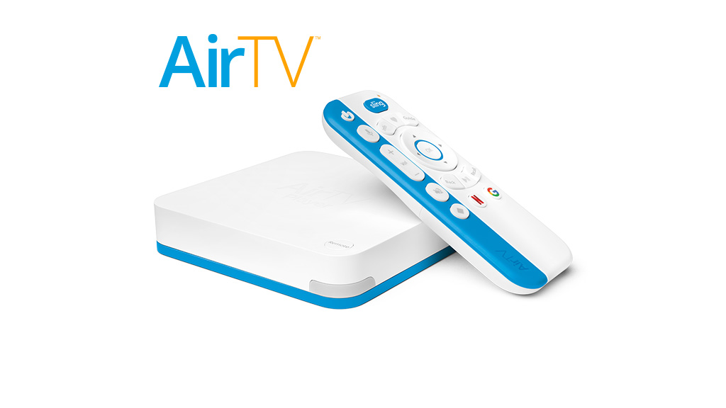 AirTV from AirTV, a wholly owned subsidiary of DISH DBS Corporation.
