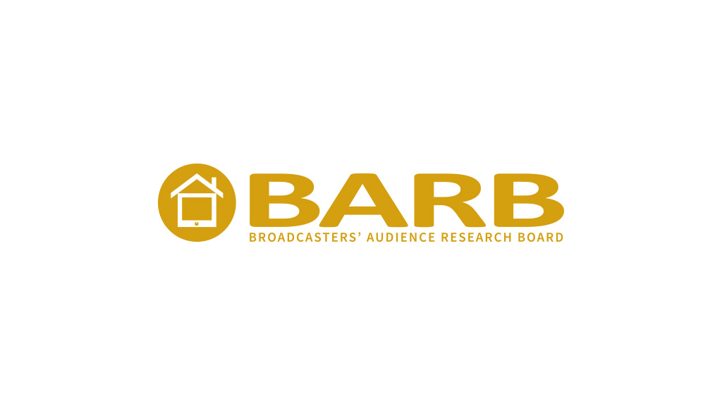 BARB logo. Broadcasters' Audience Research Board.