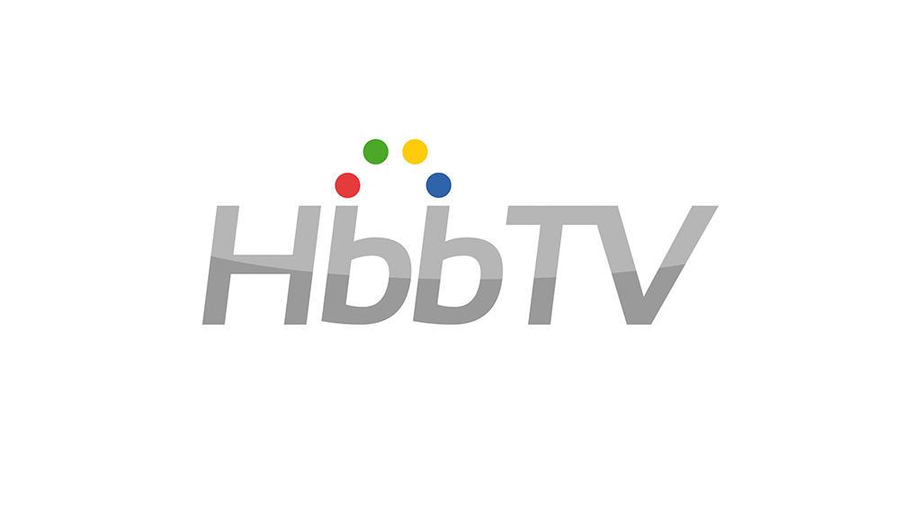 HbbTV Association logo.