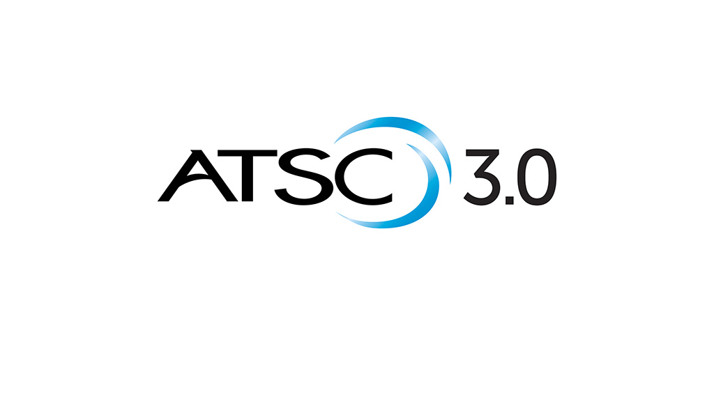 ATSC 3.0 logo. Source: Advanced Television Systems Committee.
