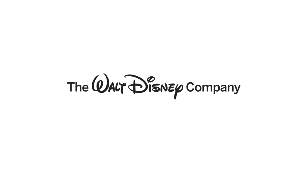 The Walt Disney Company logo.