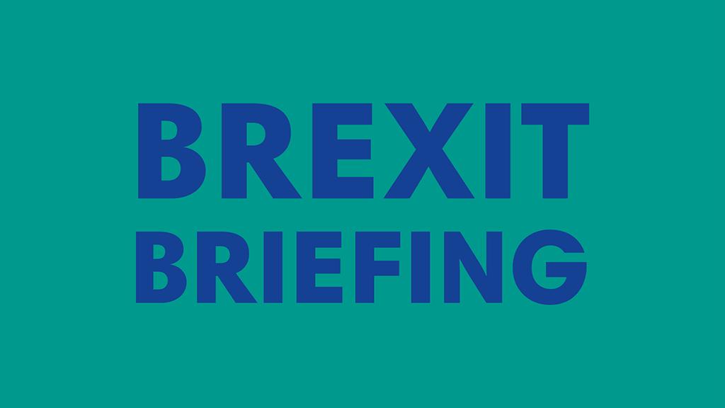 Media Summits Brexit Briefing