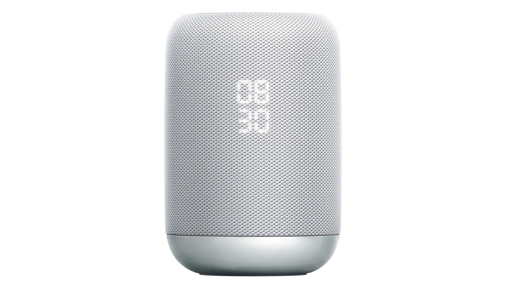 Sony LF-S50G smart speaker with Google Assistant.