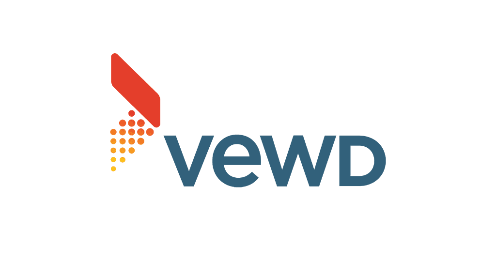 VEWD logo.