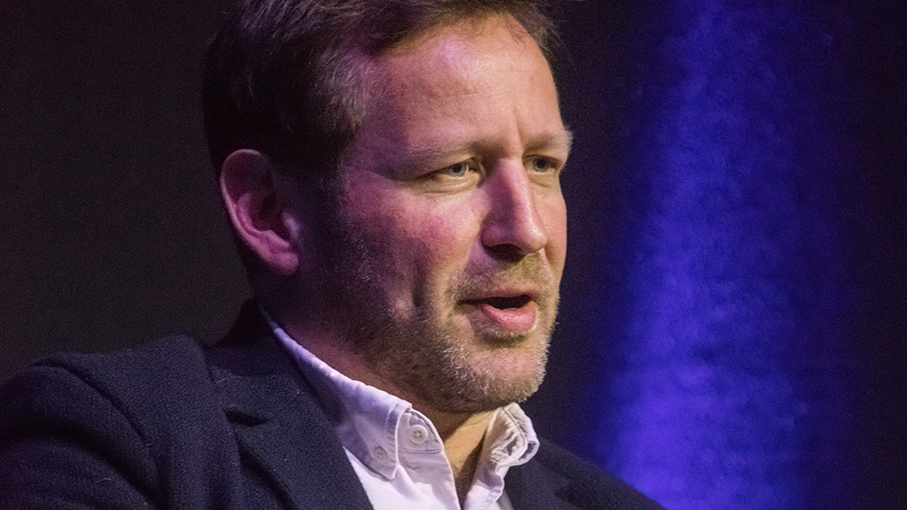 Ed Vaizey MP. Speaking at Media Summits Brexit Briefing. Photo: Paul Hampartsoumian