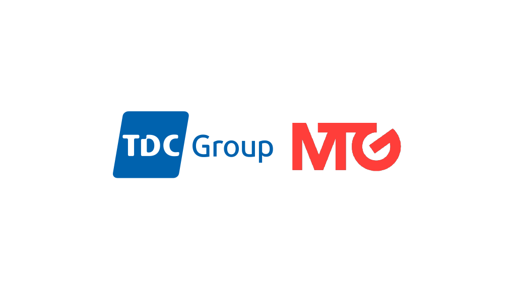 TDG and MTG to combine offering in the Nordic region.