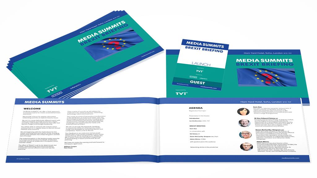 Media Summits programme