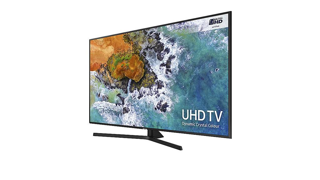 Samsung-NU7400-UltraHD television.
