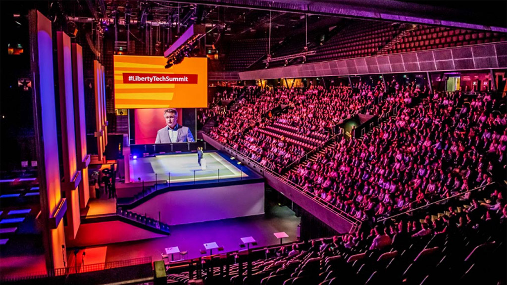LibertyGlobal TechSummit at Ziggo Dome in Amsterdam, 2018