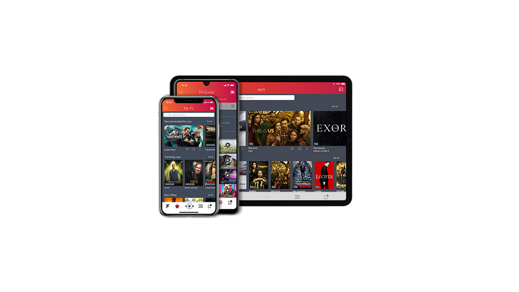Netgem.tv MyTV app