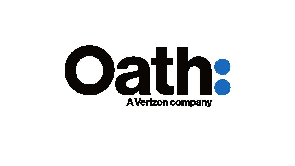 Oath logo.