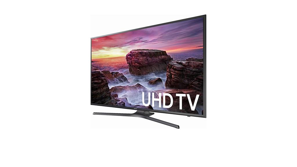 Samsung 4K TV UN50MU6070