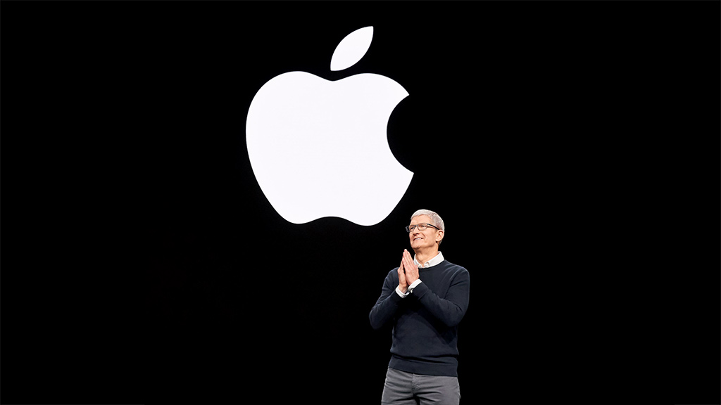 Tim Cook, the chief executive of Apple