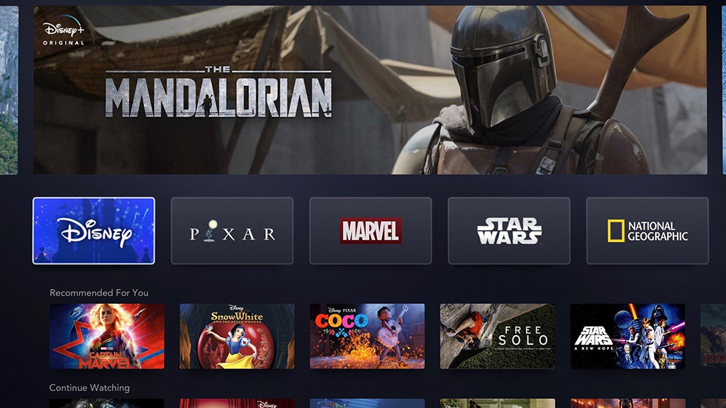 Disney+ streaming service: Launch date, content, price