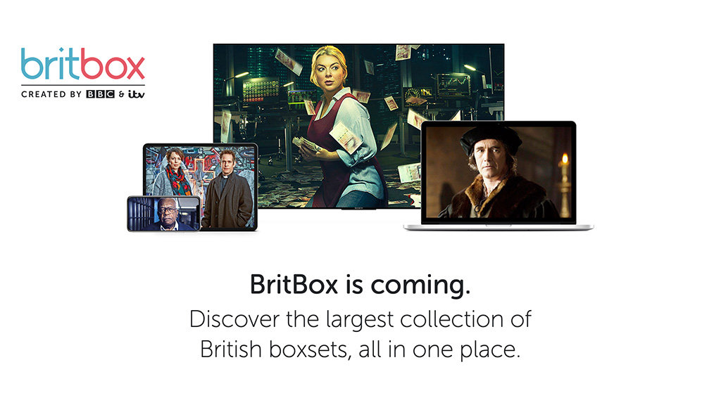 BritBox announcement: Discover the largest collection of British boxsets.