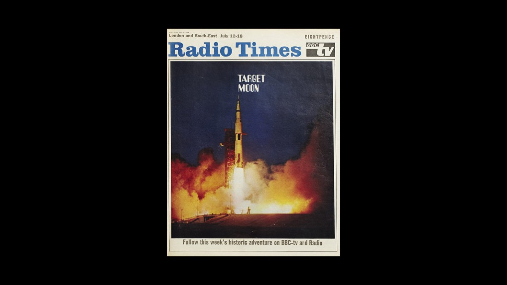 Radio Times cover July 1969