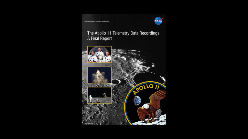 The Apollo 111 Telemetry Data Recordings: A final report
