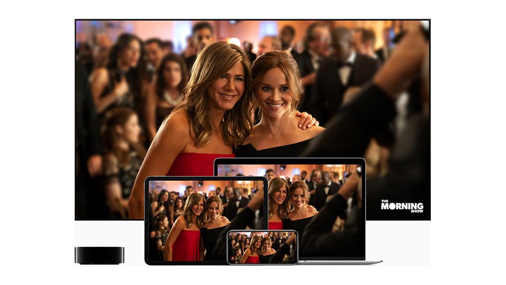 Apple TV+ Morning Show