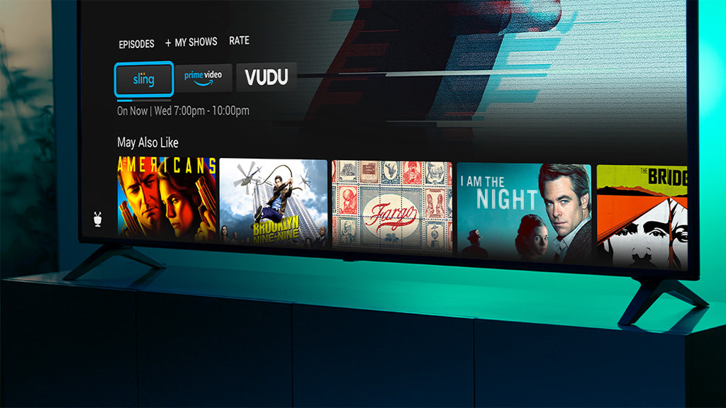 TiVo Stream 4K user interface