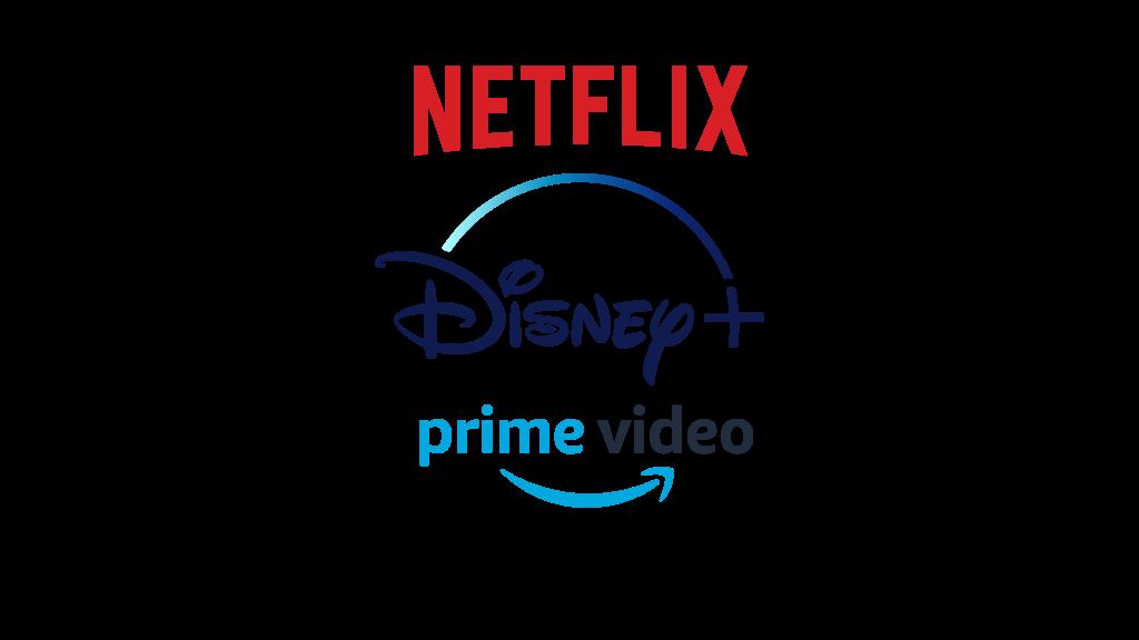 Netflix Disney Plus Amazon