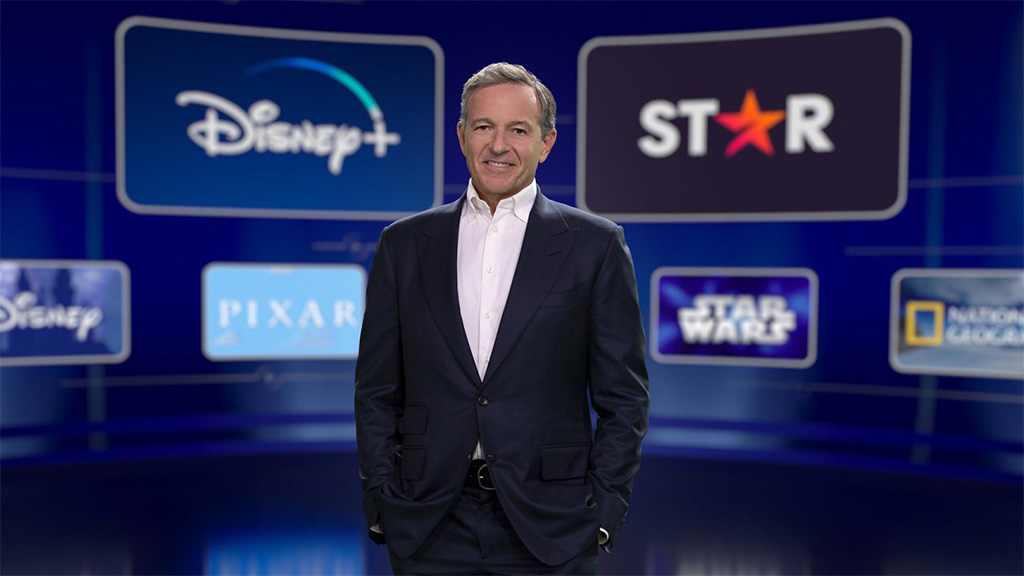 Bob Iger, the chairman of The Walt Disney Company