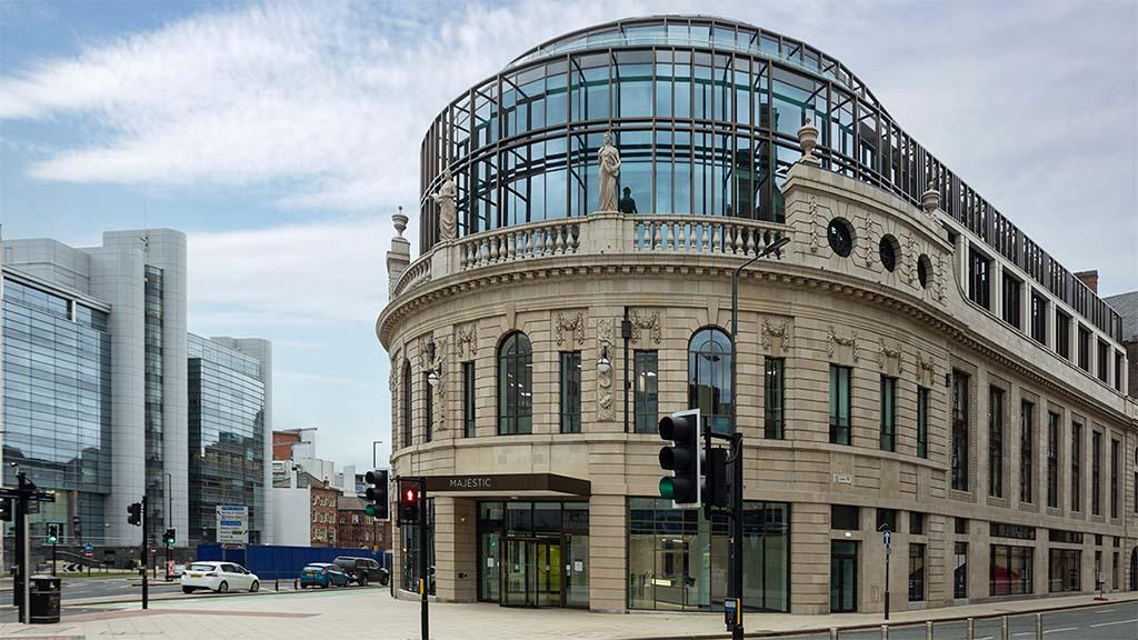 Channel 4 Leeds office