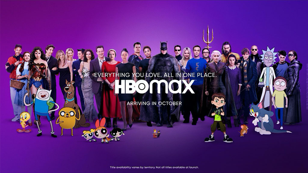 HBO Max Europe